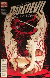 Marvel Comics's Daredevil Issue # 21b