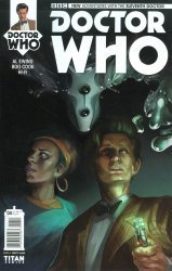 Titan Comics's Doctor Who: 11th Doctor Issue # 4