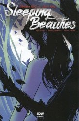 IDW Publishing's Sleeping Beauties Issue ashcan