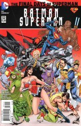 DC Comics's Batman / Superman Issue # 32b