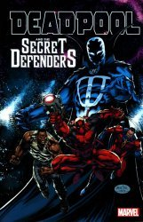 Marvel Comics's Deadpool and The Secret Defenders TPB # 1