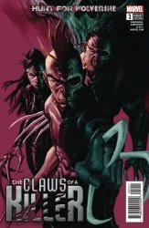 Marvel Comics's Hunt For Wolverine: Claws Of A Killer  Issue # 3b