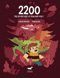 Amigo Comics's 2200: The Adventures of Fran and Picky TPB # 1