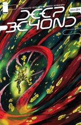 Image Comics's Deep Beyond Issue # 4d