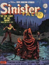 Alan Class & Company's Sinister Tales Issue # 2