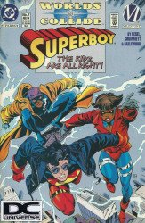DC Comics's Superboy Issue # 7b
