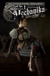 Benitez Productions's Lady Mechanika: Clockwork Assassin Issue # 1yesteryear