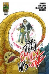 ComixTribe's And Then Emily Was Gone Issue # 2b