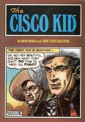 Ken Pierce, Inc's Cisco Kid Soft Cover # 1