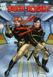 Hermes Press's Buck Rogers Issue # 4