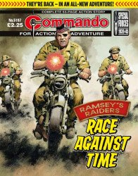 D.C. Thomson & Co.'s Commando: For Action and Adventure Issue # 5197