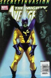 Marvel Comics's Mighty Avengers Issue # 15b