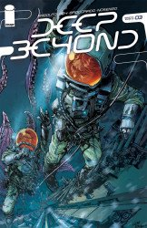 Image Comics's Deep Beyond Issue # 3c
