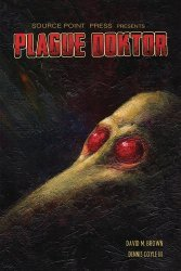 Source Point Press's Plague Doktor Soft Cover # 1