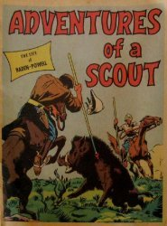 Eagle Comics's Adventures of a Scout: The Life of Baden-Powell Issue nn