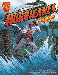 Capstone Press's Graphic Library: Whirlwind World of Hurricanes Soft Cover # 1