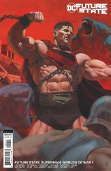 DC Comics's Future State: Superman - Worlds of War Issue # 1b