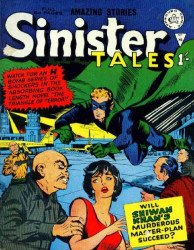 Alan Class & Company's Sinister Tales Issue # 75