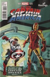 Marvel's All-New Captain America Issue # 1t