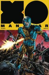 Valiant Entertainment's X-O Manowar Issue # 3c