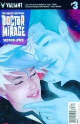 Valiant Entertainment's The Death-Defying Doctor Mirage: Second Lives Issue # 3b