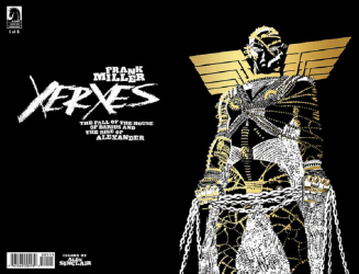 Dark Horse Comics's Xerxes: Fall of the House of Darius and the Rise of Alexander Issue # 1c2e2
