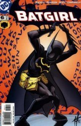 DC Comics's Batgirl Issue # 6