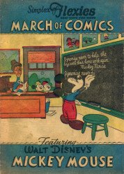 Western Printing Co.'s March of Comics Issue # 74g