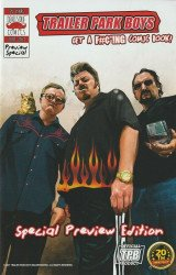 Devil's Due Publishing's Trailer Park Boys: Preview Special Special nn