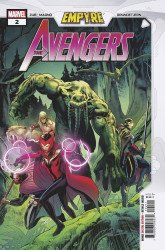 Marvel Comics's Empyre: Avengers Issue # 2