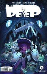 KaBOOM!'s The Deep Issue # 1b