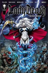 Coffin Comics's Lady Death: Malevolent Decimation TPB # 1
