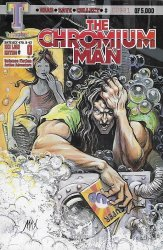 Triumphant Comics's The Chromium Man Issue # 0c