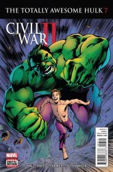 Marvel's Totally Awesome Hulk Issue # 7