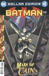 DC Comics's Batman Issue # 567dollar comics