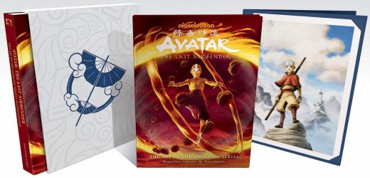 Dark Horse Comics's Avatar the Last Airbender: Art of the Animated Series Hard Cover # 1