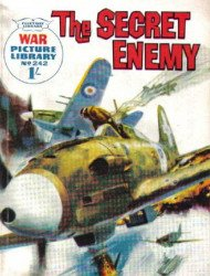Fleetway (AP/IPC)'s War Picture Library Issue # 242