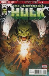 Marvel Comics's The Incredible Hulk Issue # 709