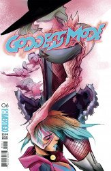 Vertigo's Goddess Mode Issue # 6