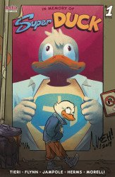 Archie Comics Group's Super Duck Issue # 1e