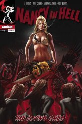 Amigo Comics's Nancy in Hell Issue # 3