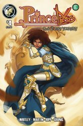 Action Lab Entertainment's Princeless: Find Yourself Issue # 4b