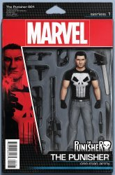 Marvel's Punisher Issue # 1h