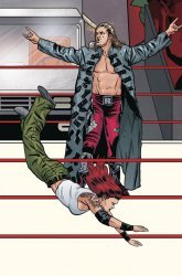 BOOM! Studios's WWE Issue # 19c