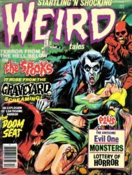 Eerie Publications's Weird Magazine Issue # 4