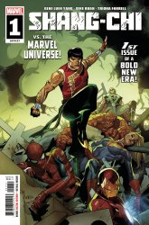 Marvel Comics's Shang-Chi Issue # 1