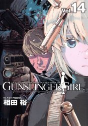 Seven Seas Entertainment's Gunslinger Girl TPB # 14