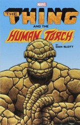 Marvel Comics's The Thing And The Human Torch By Dan Slott TPB # 1