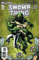 DC Comics's Swamp Thing Issue # 2