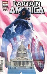 Marvel Comics's Captain America Issue # 21